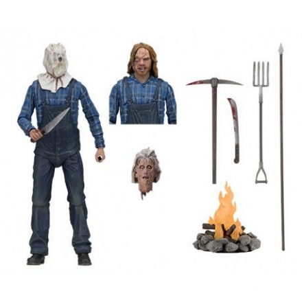 NECA Friday the 13th Part 2 Action Figure Ultimate Jason